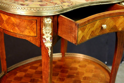 Louis XV Shaped Side Table
