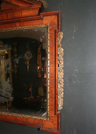George II Overmantel Mirror, circa 1750