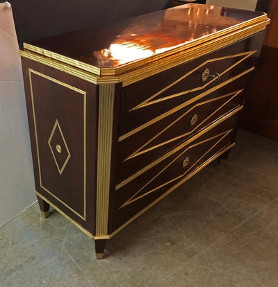 Russian Neo Classic Commode