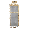 George II Carved Gilt Wood Mirror