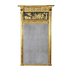 Large Regency Gilt Wood Pier Mirror
