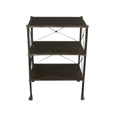 Regency Style Bronze Three Tier Etagere