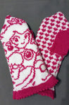 Princess Peach Mittens