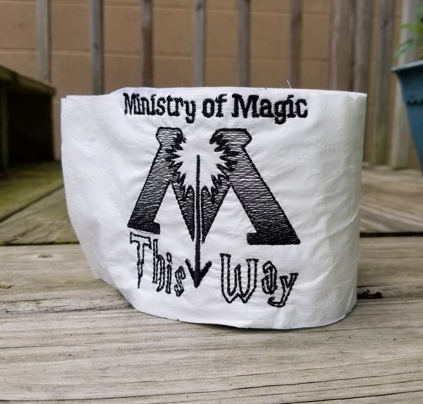 Ministry of Magic Toilet Paper