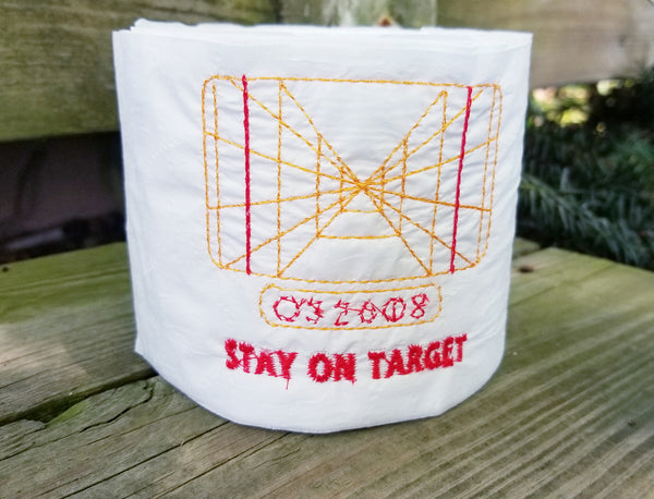 Stay On Target TP Roll