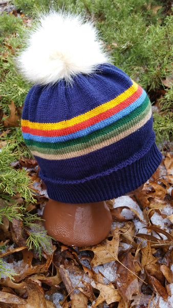 13th Doctor Who Inspired Hat