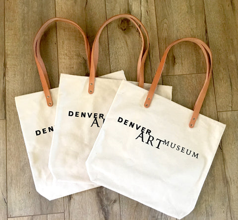 Custom Denver Art Museum Bags