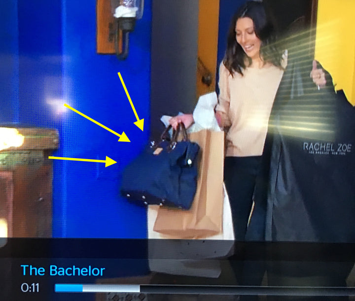 Did you see us on ABC's The Bachelor?