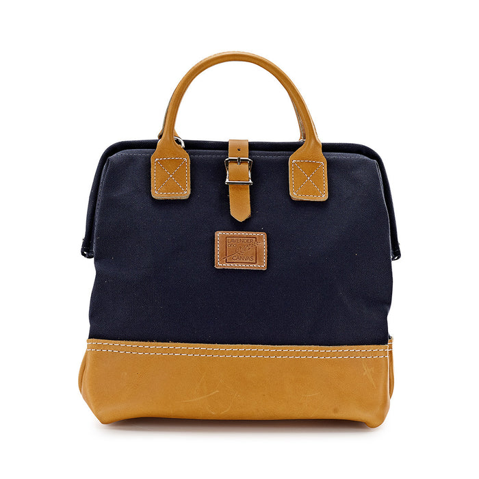 "12"" Carpenter Bag in Midnight Blue"