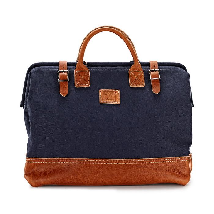 "16"" Carpenter Bag in Midnight Blue"
