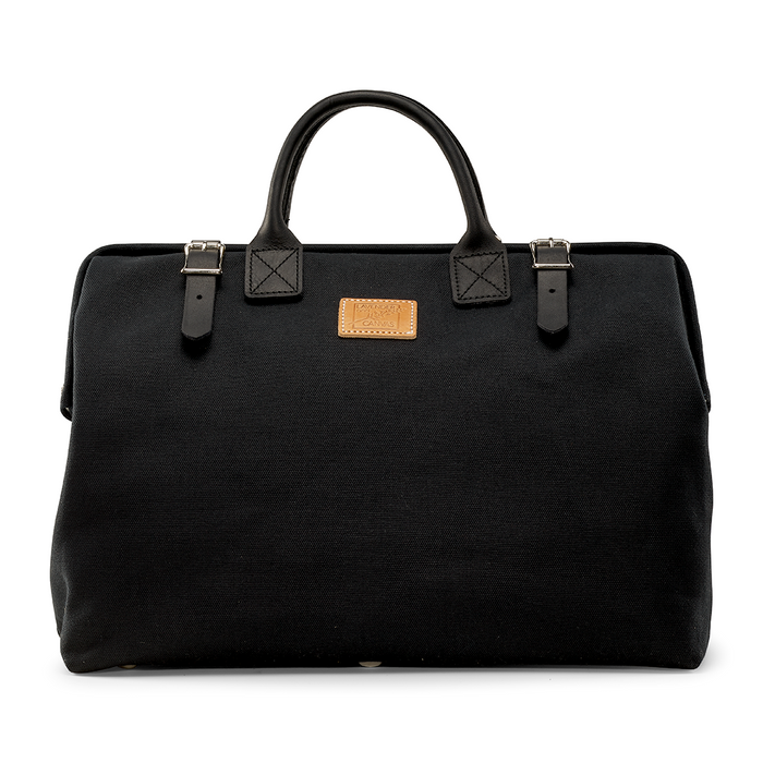 "16"" Carpenter Bag in Jet Black"
