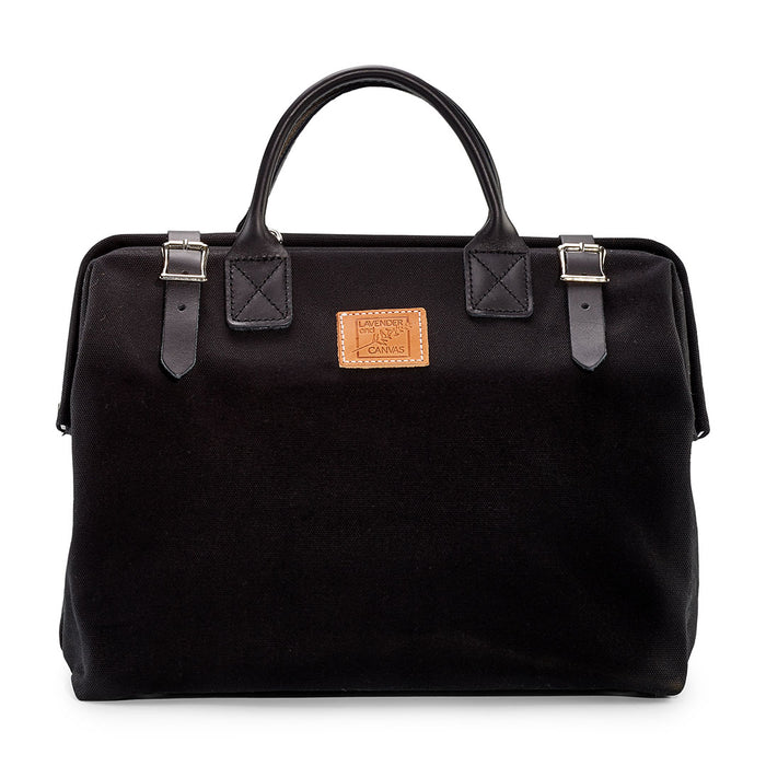 "14"" Carpenter Bag in Jet Black"