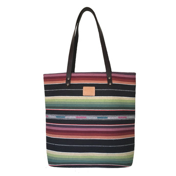 Black Desert Stripe Feed Bag