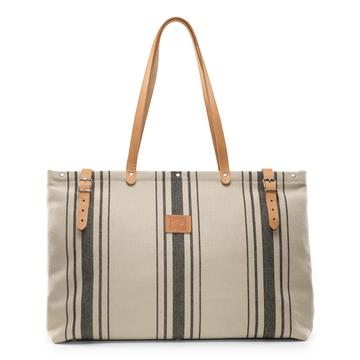 Sand and Ink Getaway Bag