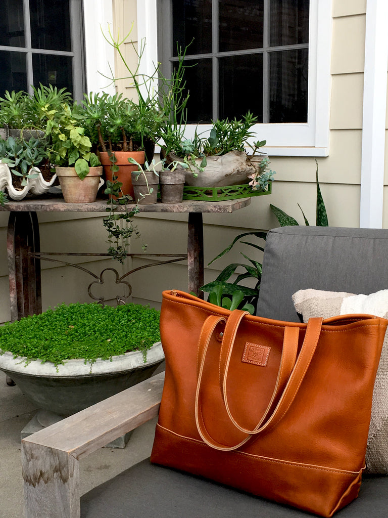 Favorite Leather Carryall