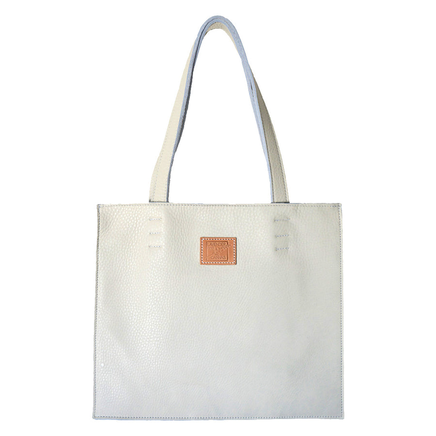 The New York City Bag in Cream