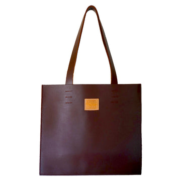 The New York City Bag in Brown
