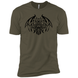 Celtic Cthulhu, Black version - Men's T-shirt