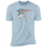 Laser Shark - Men's T-shirt