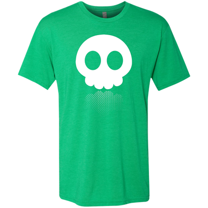 Chibi Skull Next Level Mens Tee