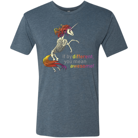 Special Unicorn T-shirt Mens