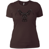 Gargoyle, celtic stone demon - Women's T-shirt