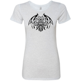 Celtic Cthulhu, Black version - Women's T-shirt