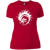 Ice Dragon- Womens T-shirt