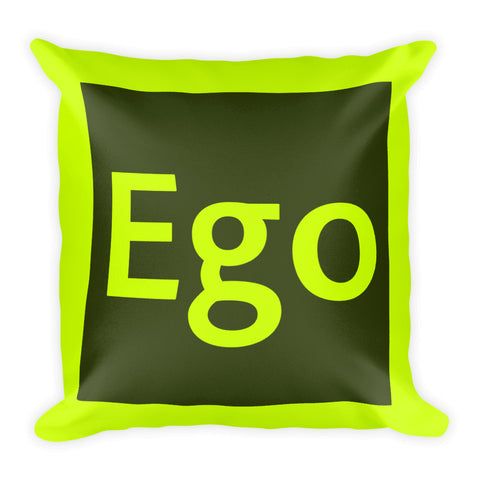 Ego pillow to go with your Adobe Id (Indesign) pillow