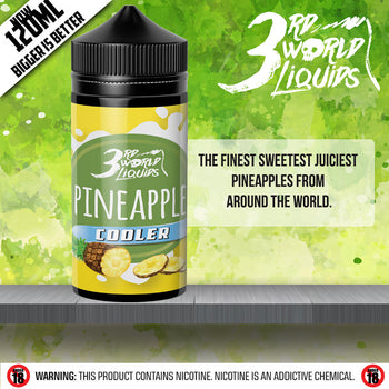 3rd World Liquids - Pineapple Cooler