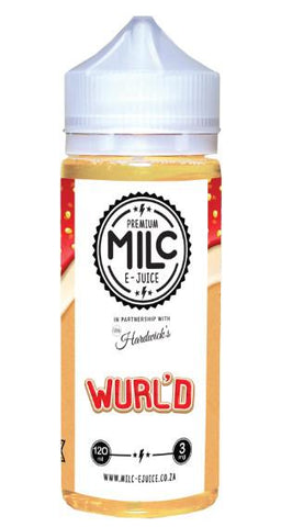 Milc - Wurl'd 120ml