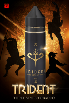 Trident  - Three Style Tobacco