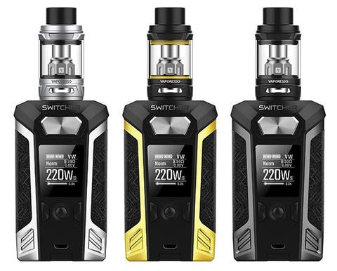 Vaporesso Switcher with NRG Kit 220w