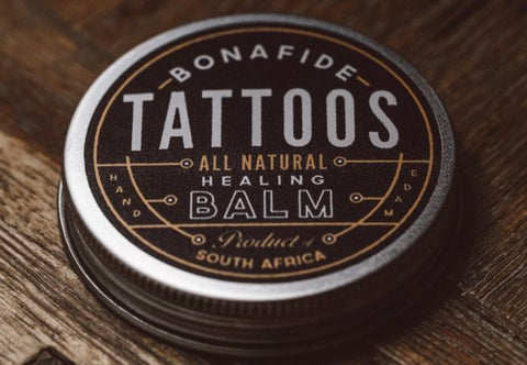 Bonafide Beards - Tattoo Healing Balm