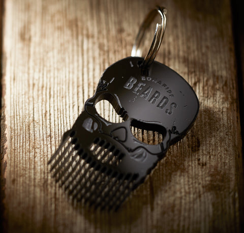 Bonafide Beards Travel Comb