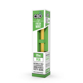 CBDfx –  Fresh Mint - Vape Clouds