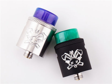 Dead Rabbit SQ 22mm RDA By Heathen / Hellvape