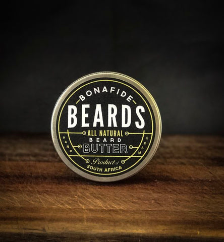 Bonafide Beards - Beard Butter