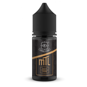 Joose-E-Liqz - Nutty Crunch Cookie MTL 12mg