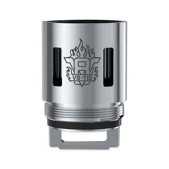 Coil Head for Smok TFV8 - V8-T10 Coil (0.12ohm) - Vape Clouds