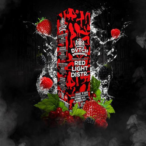DVTCH - Red Light District (60ml)