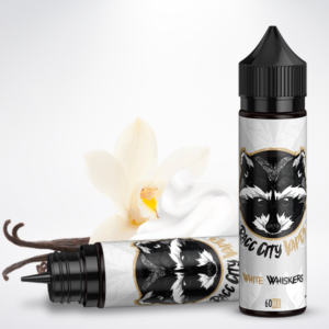 Racc City Vapes - White Wiskers