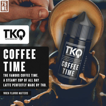 TKO - Coffee Time MTL 12mg