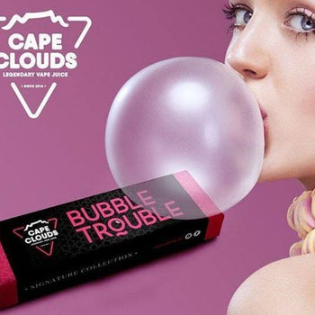 Cape Clouds - Bubble Trouble