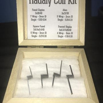 The Coil Company - Special Build Hadaly Coil Kit