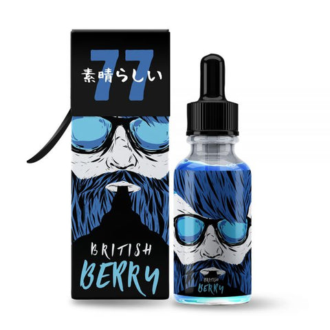 Ossem Juice -British Berry E-Liquid 50ml