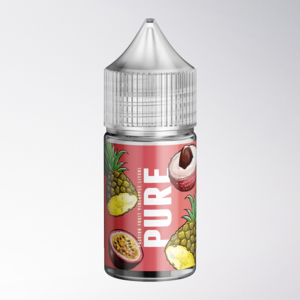 Pure Red - 12mg MTL - Vape Clouds