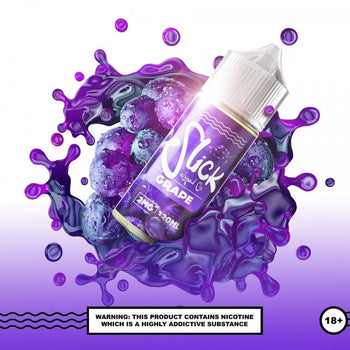 Slick E-Liquid Co - Grape