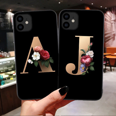 First Initial Name iPhone Case (2)