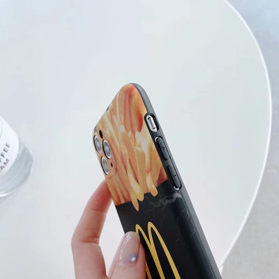 Mcdonalds iPhone Case